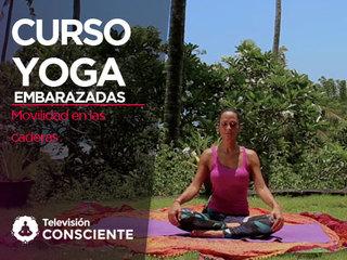 Movilidad en caderas - Yoga para Embarazadas
