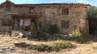Ciudad fantasma de Huesca,