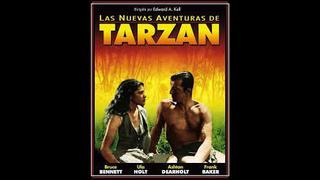 Las nuevas aventuras de Tarzan