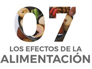 07. La alimentación y sus efectos