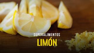 Superalimentos - El limón