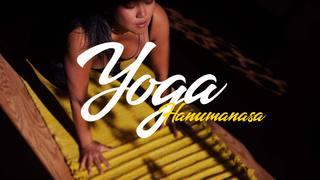 Hanumanasana - (Lun 08/03/21)