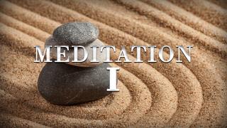 Meditación día 1 (5 min.)