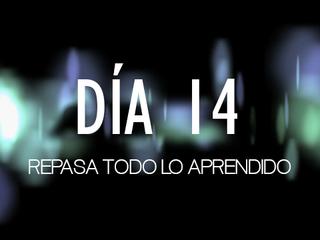 Desenganchados - Día 14