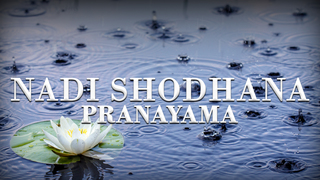 Práctica de Pranayama 2: Nadi Shodhana