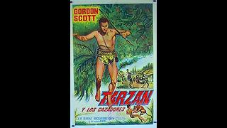 Tarzán y los cazadores