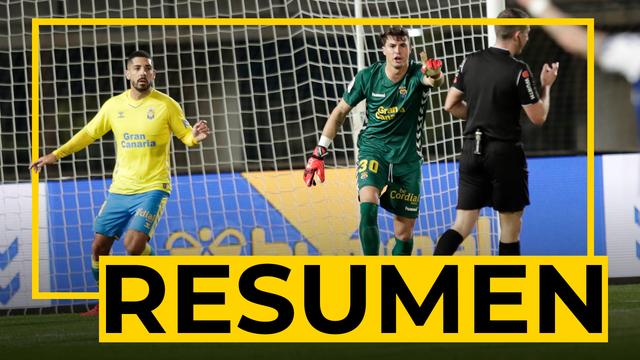 RESUMEN   UD Las Palmas - Sabadell FC (0-1)