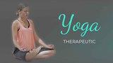 Clase de Yoga terapéutico - Lorena González