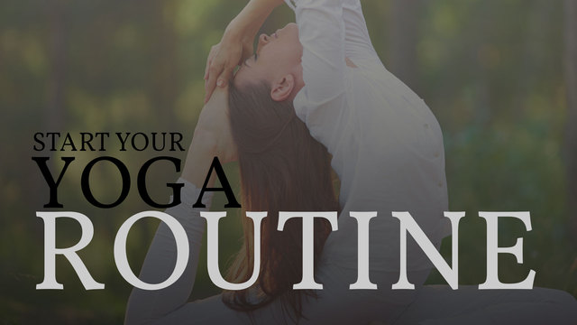 Yoga for sport: Step-by-step postures