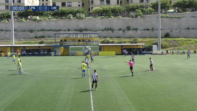 RESUMEN | Las Palmas Atlético - RB Linense (1-1)