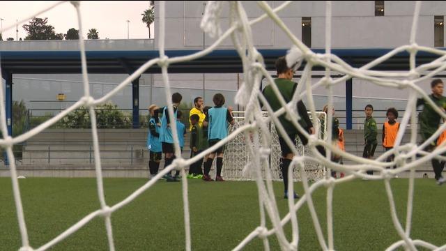 'Fútbol Calle' en la cantera de la UD Las Palmas