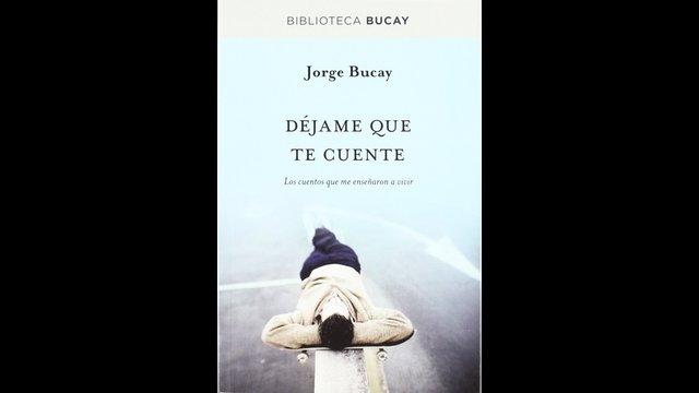 audiolibro de Jorge Bucay: Déjame que te cuente