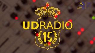 UDRadio cumple 15 años