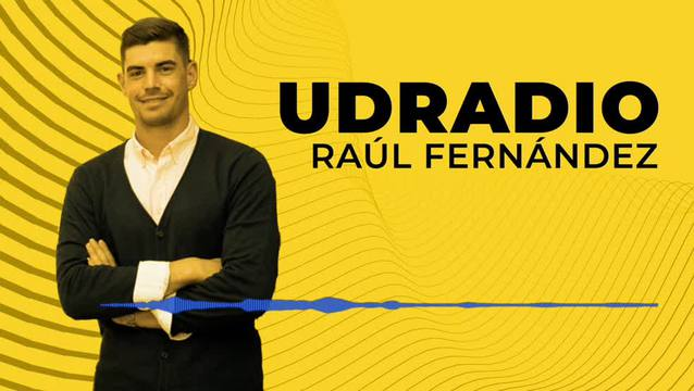 Raúl Fernández en UDRadio