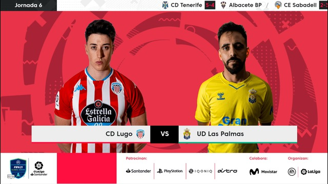 Jornada 6 | CD Lugo 2-2 UD Las Palmas