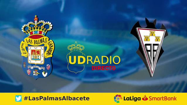 Así contamos lo contamos en UDRADIO | UD Las Palmas 3-2 Albacete Balompié