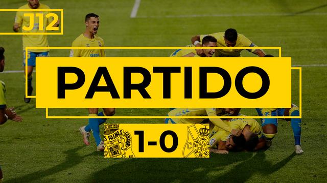 UD Las Palmas 1-0 CD Tenerife   Temp.2020/21