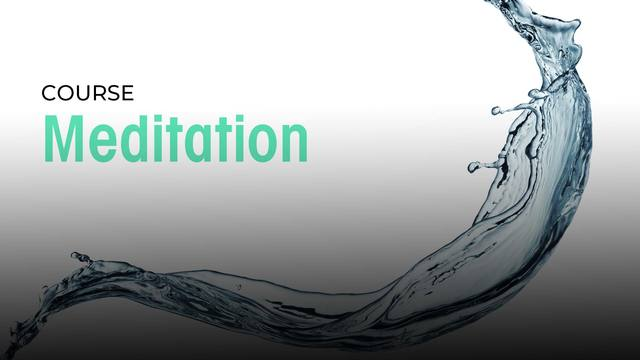 15 Meditation