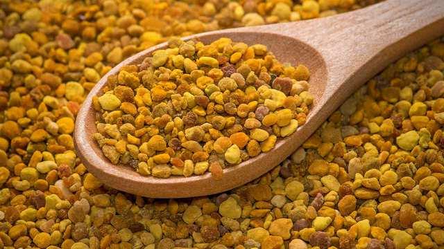 Beneficios del polen, un alimento súper energético