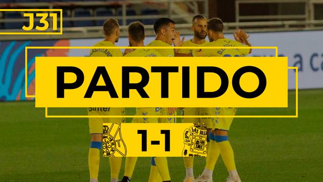 PARTIDO COMPLETO | CD Tenerife - UD Las Palmas (1-1)