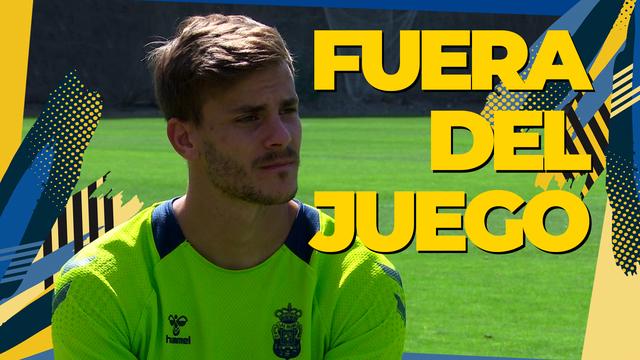 FUERA DEL JUEGO | Eric Curbelo