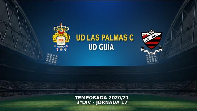 Jornada 17 | Las Palmas C 4-1 Guía