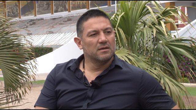 Manuel Pablo, Valerón y el 'Turu' Flores