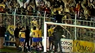 UD Las Palmas 3-0 FC Barcelona | Temp.1985/86