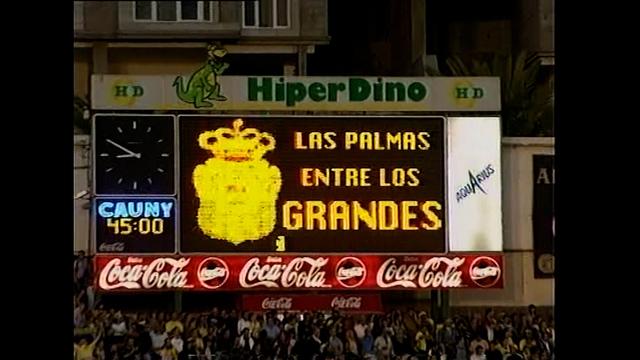 UD Las Palmas 4-1 Elche CF | Temp. 1999/00