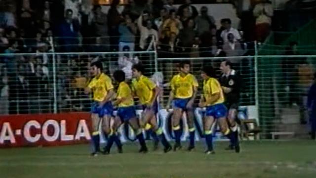 UD Las Palmas 4-3 Real Madrid   Temp.1985/86