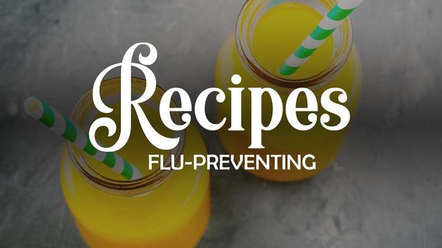 Recipe: Juice to Prevent the Flu