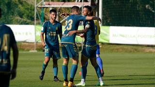 PRETEMPORADA   Cádiz - Las Palmas (0-2)