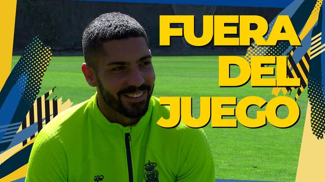 FUERA DEL JUEGO   Álex Suárez