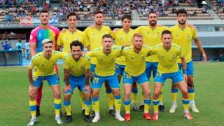 PARTIDO COMPLETO   Xerez Deportivo - Las Palmas Atlético (2-1)