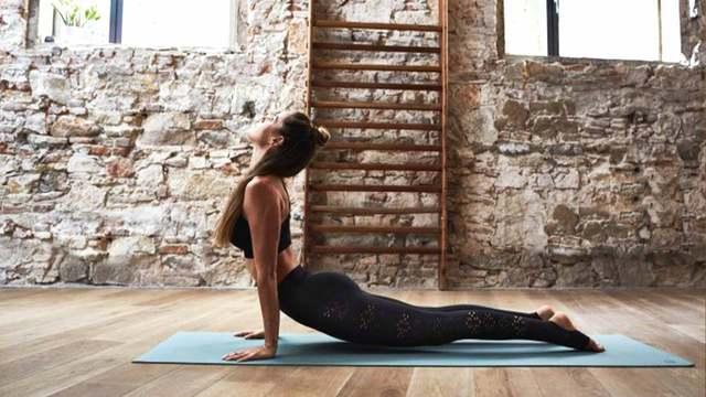 Aida Artiles: «El yoga me devolvió a la vida»