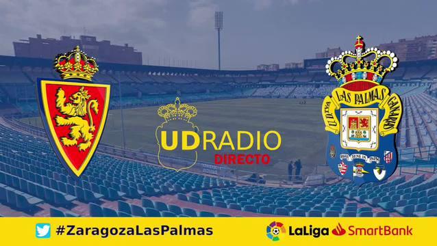 Así contamos lo contamos en UDRADIO | Zaragoza 2-2 Las Palmas