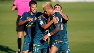 PRETEMPORADA   Las Palmas - Wolverhampton (3-2)