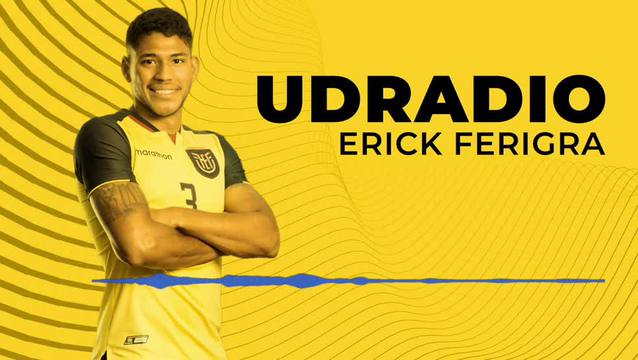 Erick Ferigra en UDRadio