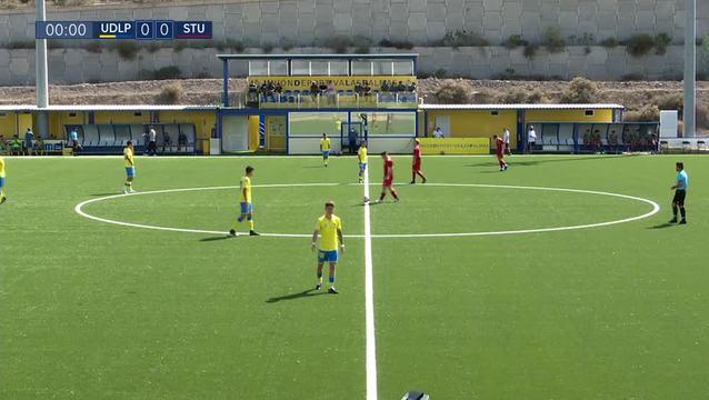 PARTIDO COMPLETO | Las Palmas C - Santa Úrsula (2-1)