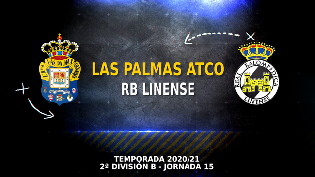 PARTIDO COMPLETO   Las Palmas Atlético - Linense (1-1)